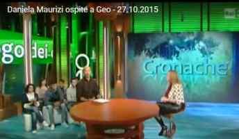 Daniela Maurizi ospite-a-geo-&-geo