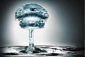 Acqua-radioattiva