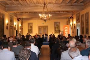 Daniela Maurizi partecipazione evento Maccarese