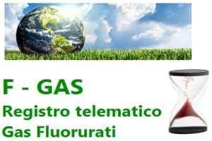 dichiarazione Fgas scadenza