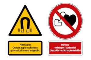 segnali pericolo radiazioni