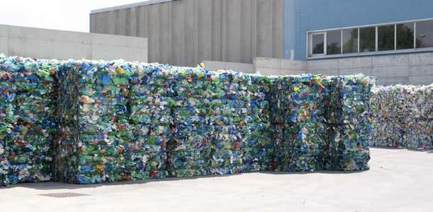 rifiuti urbani da smaltire