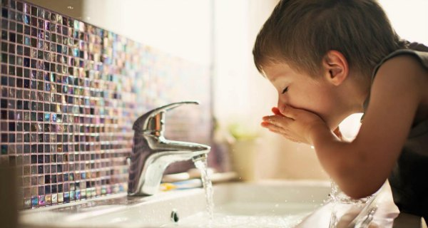 acqua dal rubinetto analisi cromo