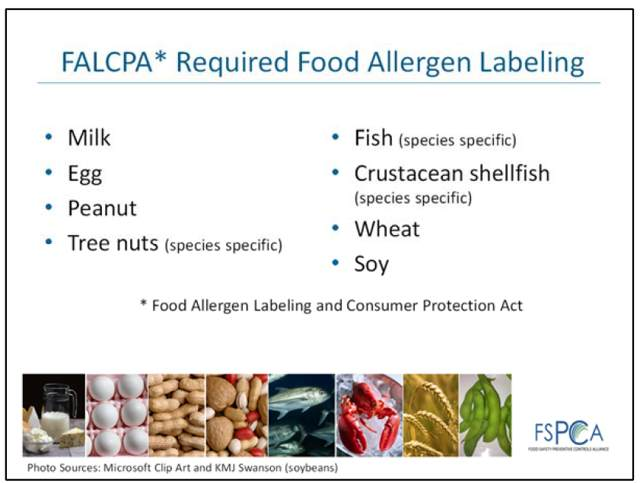 falcpa allergens
