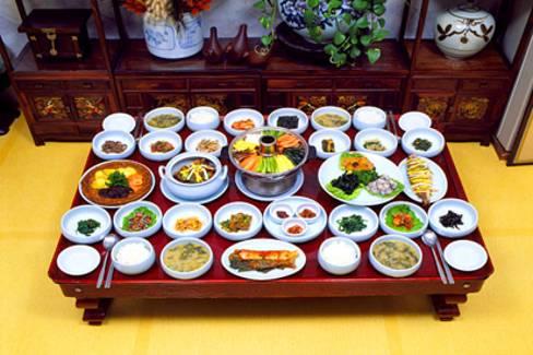 corea del sud cibo