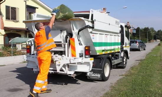raccolta rifiuti solidi urbani