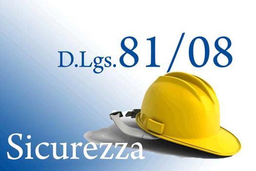 D lgs 81 2008 pdf