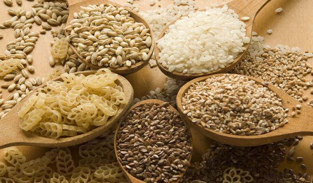 origine grano e riso