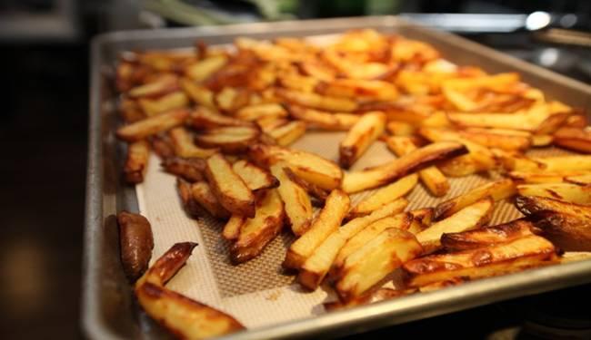 acrilammide negli alimenti patate fritte