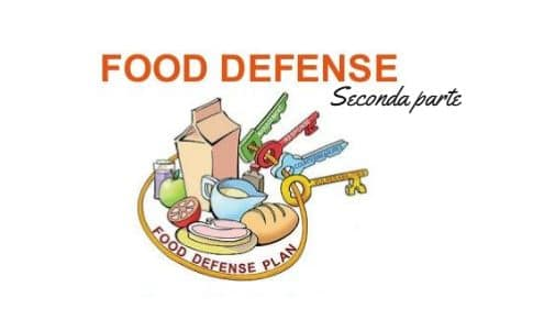 food defense seconda parte