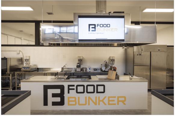food bunker partner gruppo maurizi
