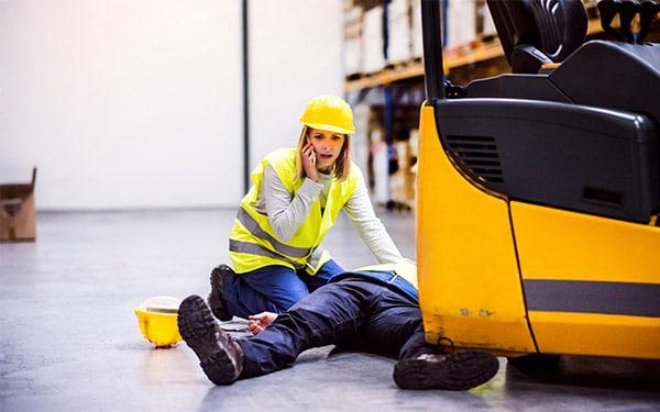 sicurezza sul lavoro e attrezzature