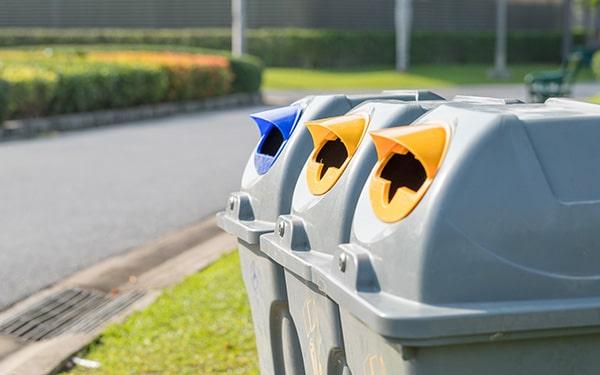trattamento meccanico dei rifiuti