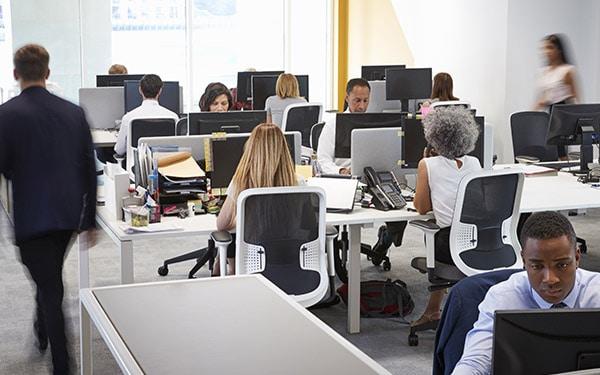 Requisiti di stabilità e di sicurezza delle sedie specifiche per uso ufficio