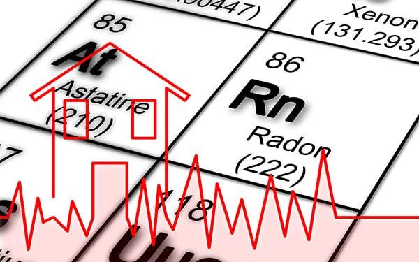 radon dove si trova rischi e normativa
