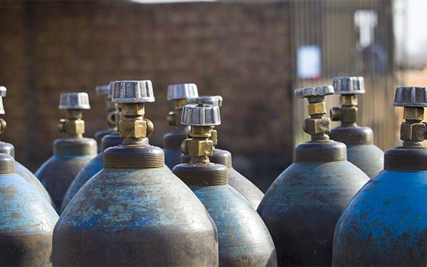 impiego gas tossici regime e guida
